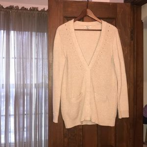 Madewell Snap-button Knit Cardigan